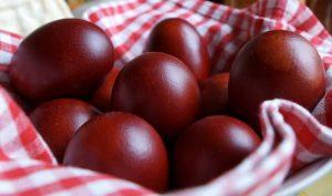 تخم مرغ قرمز