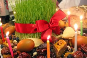 گندم و سبزه عید پاک