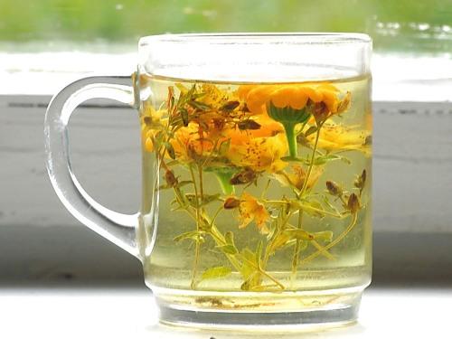 چای گیاهی گرجستان