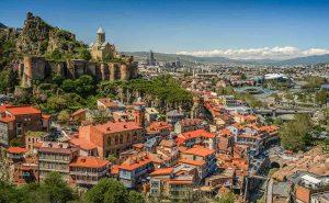 اقامت گرجستان در تفلیس