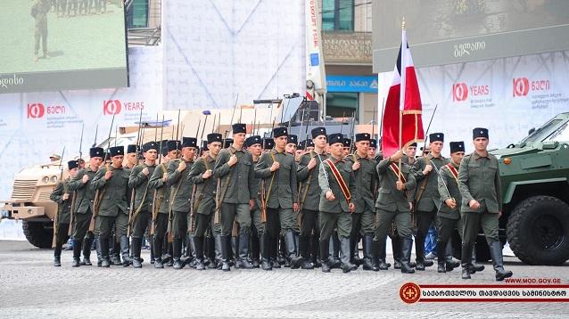 ارتش گرجستان