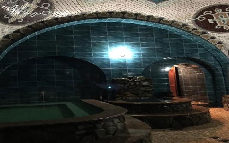 حمام سولفور گرجستان