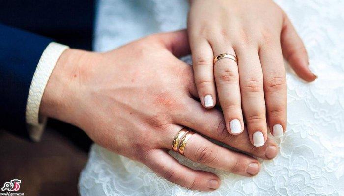 حلقه ازدواج در گرجستان