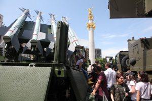 تانک در گرجستان