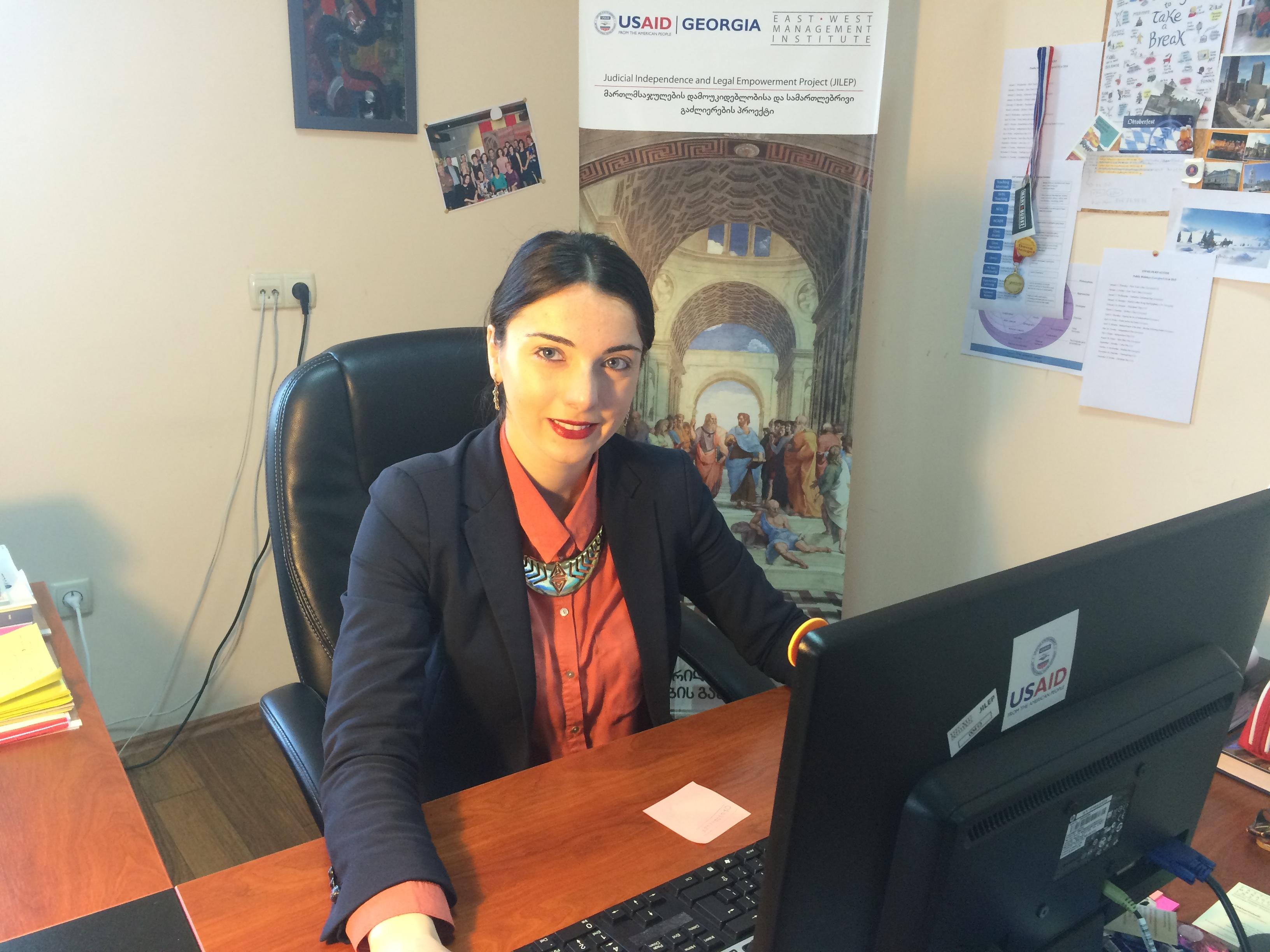 کار در گرجستان
