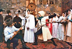 فرهنگ ازدواج در گرجستان