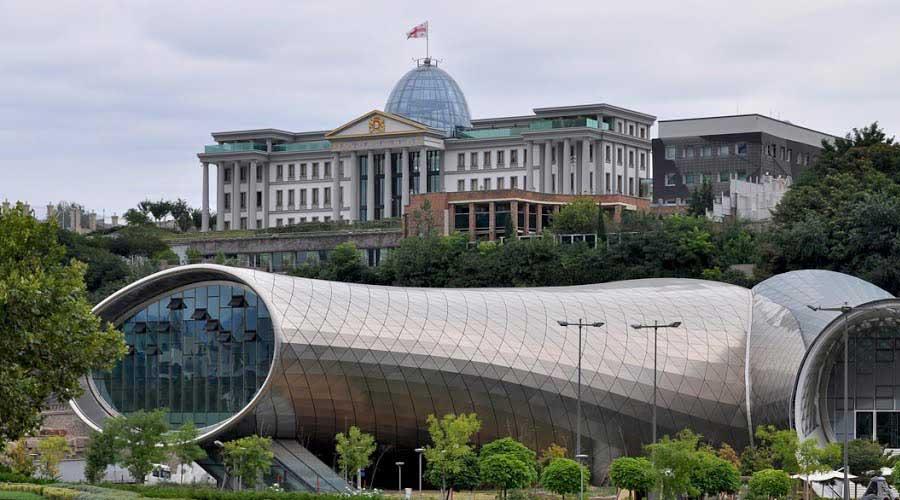 تقسیمات اداری در گرجستان