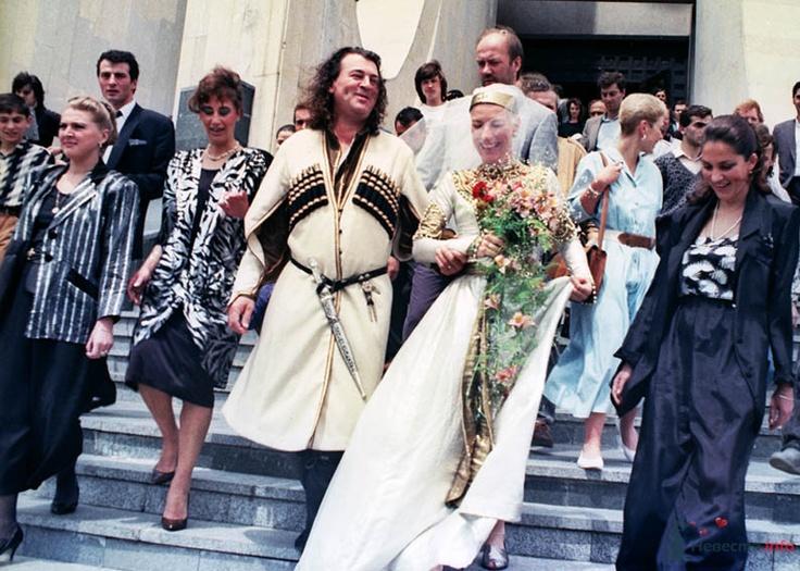 جشن ازدواج در گرجستان