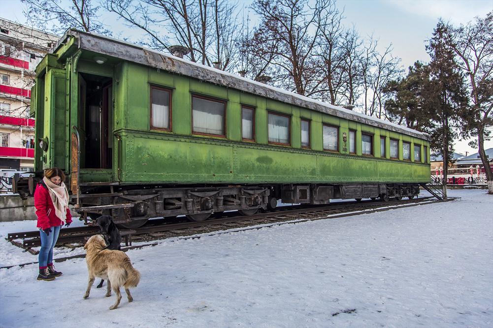 قطار شخصی استالین
