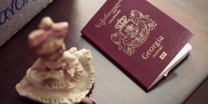 اخذ شهروندی گرجستان
