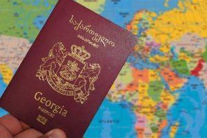 شرایط اخذ پاسپورت گرجستان