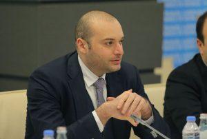 رئیس جمهور گرجستان به دنبال افزایش نقش گرجستان به عنوان یک کشور ترانزیت