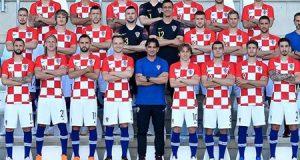 دوخت لباس تیم ملی فوتبال کرواسی توسط تولیدی پوشاک آجارا گرجستان