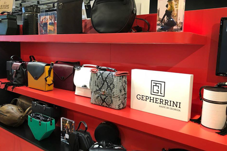 برند کیف گفرینی گرجستان اولین شعبه خود را در هنگ کنگ افتتاح می کند