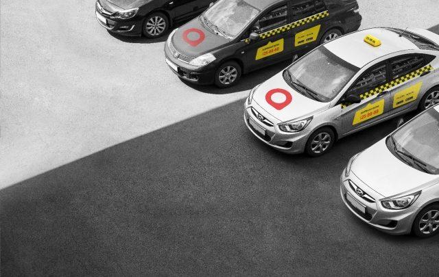 لیست بیشترین خودروهای مورد استفاده به عنوان تاکسی در شهر های گرجستان