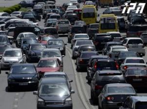 سن نیمی از وسایل نقلیه ی گرجستان بیش از 20 سال است