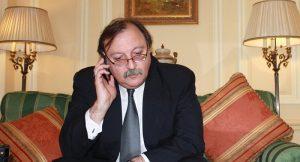 معرفی نامزد احزاب مخالف برای ریاست جمهوری گرجستان