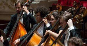 برگزاری کنسرت گروه ارکستر سیولینک در تفلیس