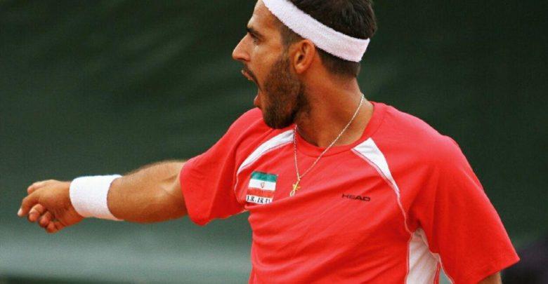 صعود تنیسور اصفهانی به جدول اصلی رقابت های تنیس گرجستان