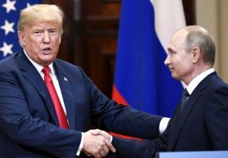 دعوت شدن پوتین به آمریکا توسط ترامپ