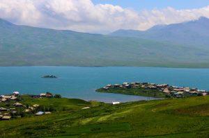 دریاچه های گرجستان