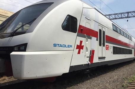 افزایش خطوط راه آهن در مسیرهای تفلیس_باتومی در گرجستان