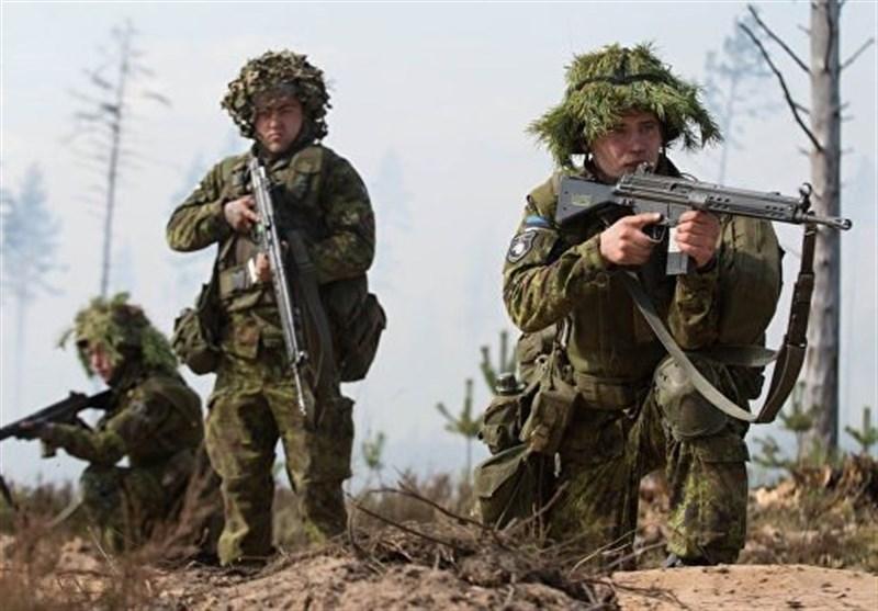 آغاز مانورهای نظامی چند ملیتی ناتو در کشور گرجستان