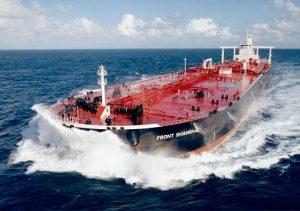 یک نفتکش با ١٩خدمه در آب های گابون ناپدید شد