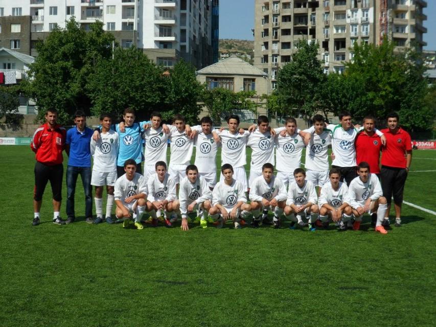 مدرسه فوتبال گرجستان