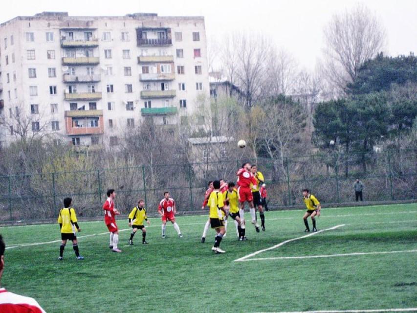 مدرسه فوتبال در تفلیس
