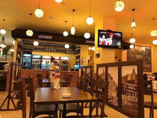 راهنمای رستوران های ارزان و با کیفیت در تفلیس