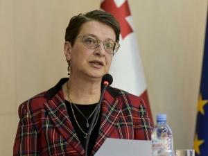 رئیس دیوان عالی گرجستان استعفا خود را اعلام کرد