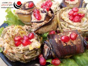 بادریجانی غذای گرجستان