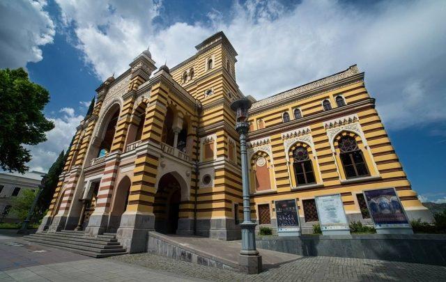 جشنواره اپرای وردی در تفلیس برگزار خواهد شد