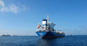 ناپدید شدن یک کشتی با ۱۷ ملوان گرجستانی