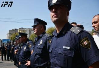 جرایم گرجستان به میزان 55.81% افزایش یافته است