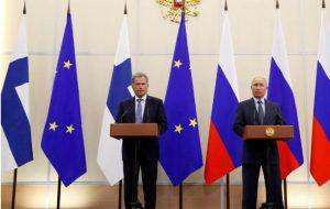 Putin warned NATO