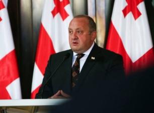 28 اکتبر، زمان برگزاری انتخابات ریاست جمهوری گرجستان
