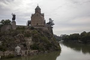 رودخانه متکواری تفلیس جان دو نفر را گرفت