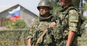 تمرینات نظامی در شهر گوداوتا در منطقه اشغالی آبخازیا ادامه دارد