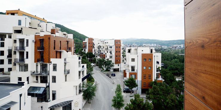 مشاوراملاک مترا در گرجستان