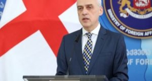 سخنرانی وزیر امور خارجه گرجستان در زمینه لایحه دفاعی ایالات متحده