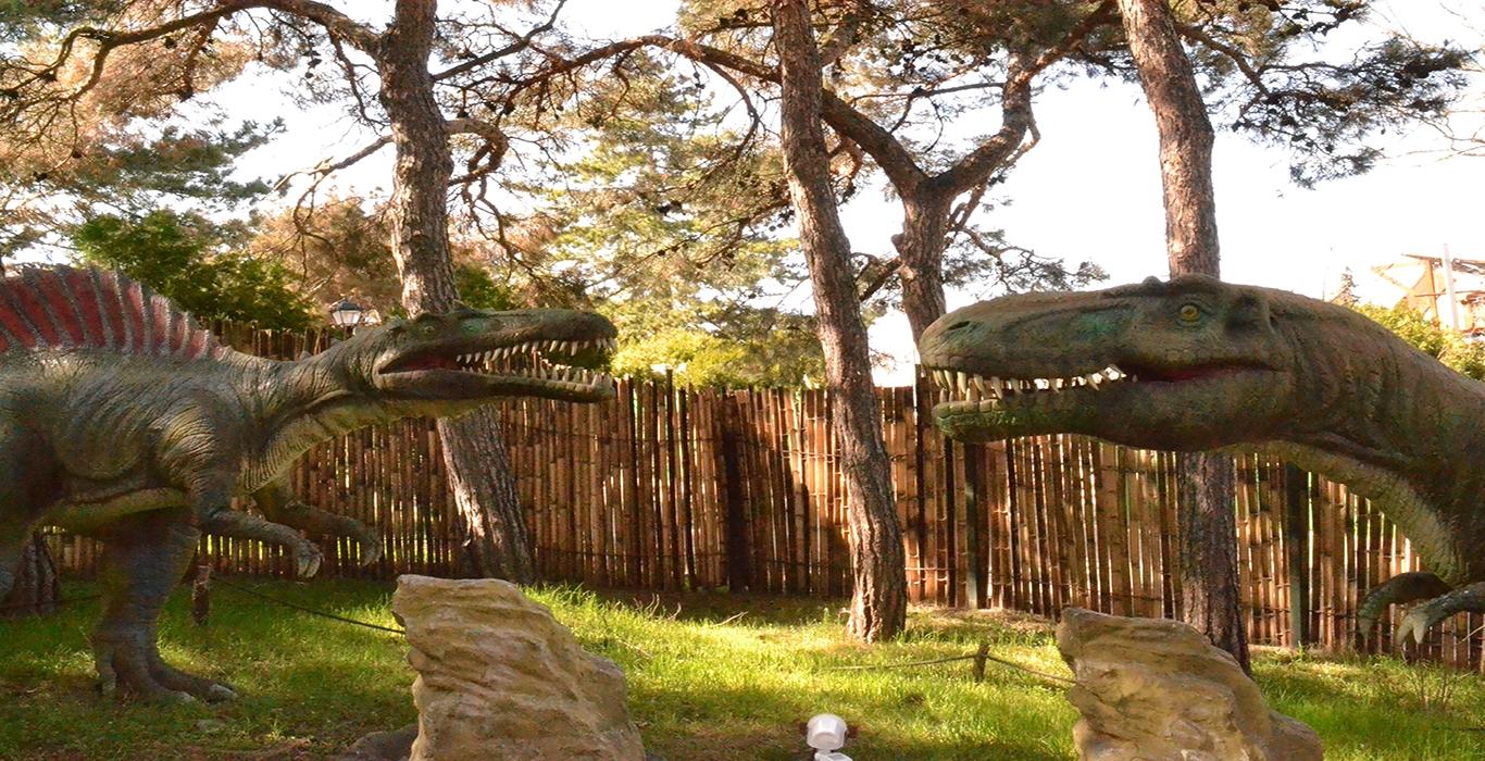 ژوراسیک پارک در تفلیس