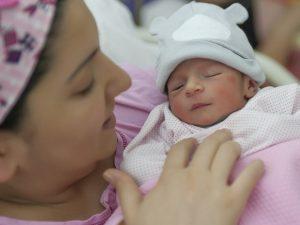 تولد نوزاد در گرجستان