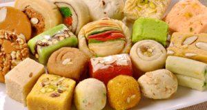 جشنواره شیرینی در گرجستان