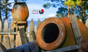 کوزه های شراب گرجستان