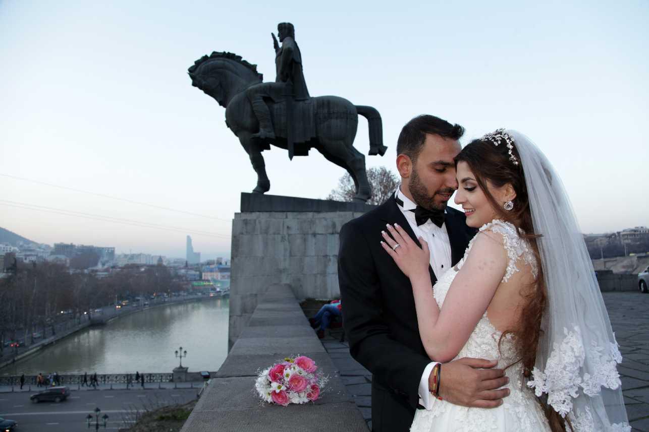 ثبت ازدواج در گرجستان