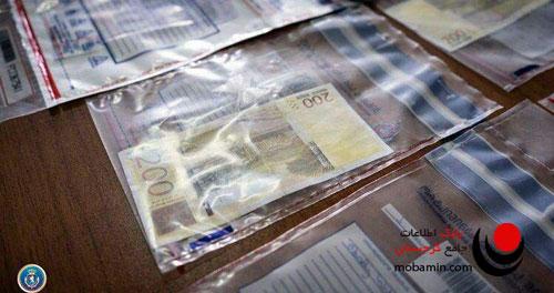 پول تقلبی در گرجستان و دستگیری سه نفر