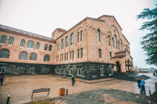 دانشگاه قفقاز در گرجستان