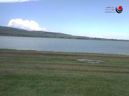 دریاچه تفلیس گرجستان